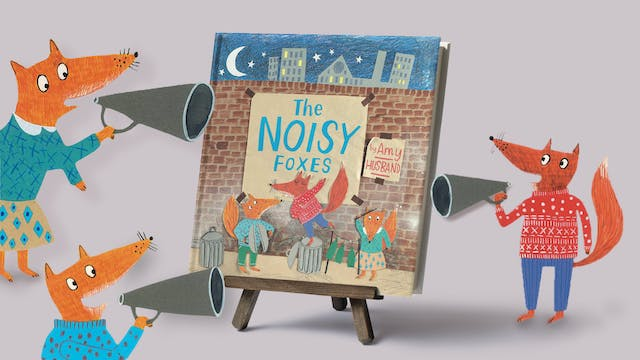 The Noisy Foxes