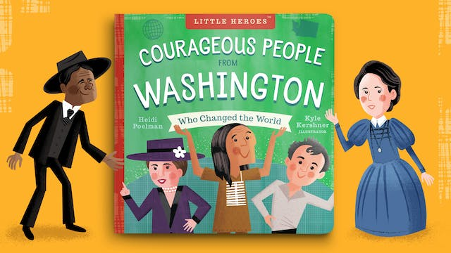 Courageous People From Washington Who...