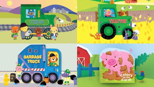 Kidsbooks® Presents