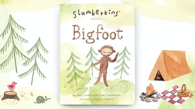 Slumberkins Presents: Bigfoot