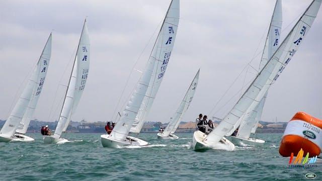 2018 Festival of Sails - Etchells Racing