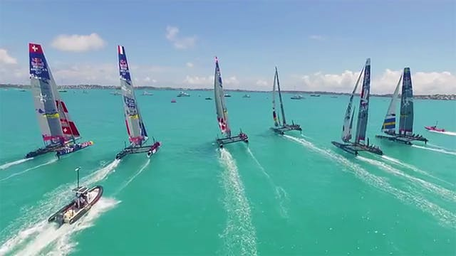 Red Bull Youth America's Cup - Qualif...