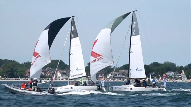 Kiel Week 2019 - Sailing Highlights - Day 3