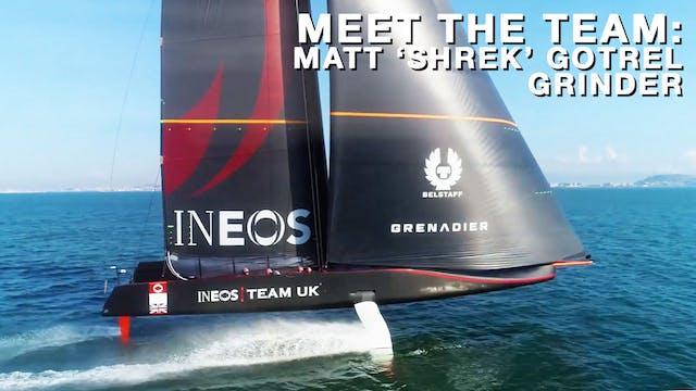 INEOS Team UK - Meet The Crew - Matt ...