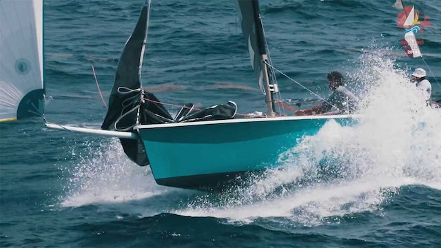 Antigua Sailing Week 2018 - Youth 2 Keel Boat (Y2K) - Race Day 3