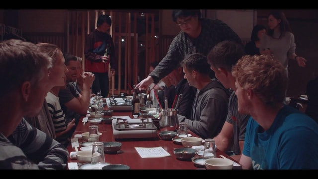 SoftBank Team Japan - One Night in Fukuoka