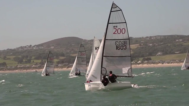 RS200 Nationals 2015 - Showreel - Pure Sailing!