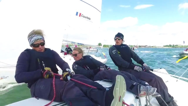 2017 Women's Match Racing World Championship - Day Four