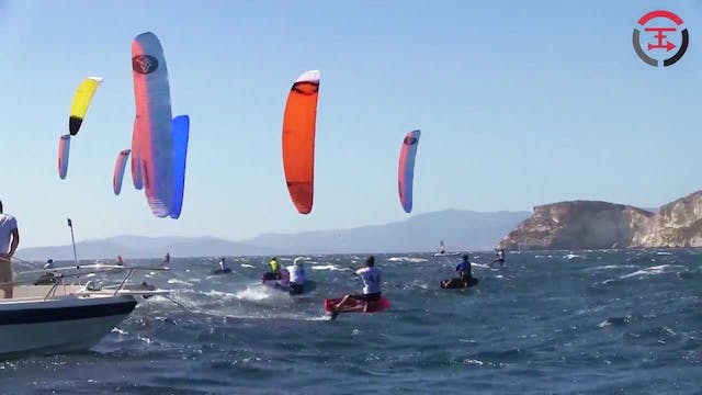 KiteFoil Gold Cup 2017 Italy - Day 3