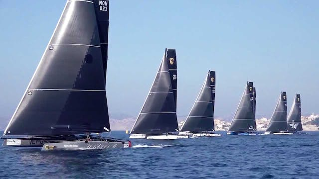 GC32 Marseille One Design 2017 - Day One