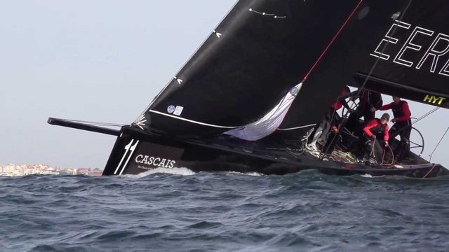 RC44 Cascais Cup 2017 - Day Three