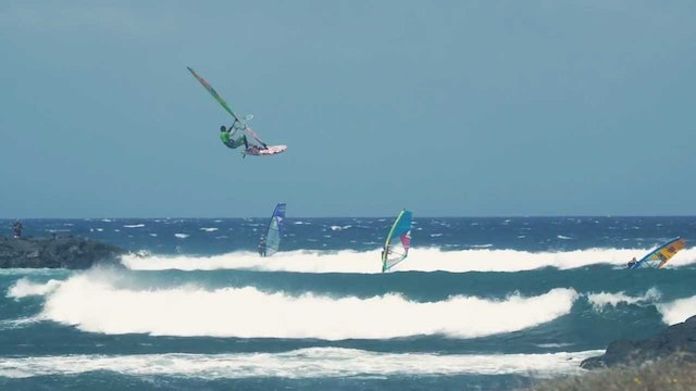 European Freestyle Pro Tour Lanzarote - Costa Teguise 2015