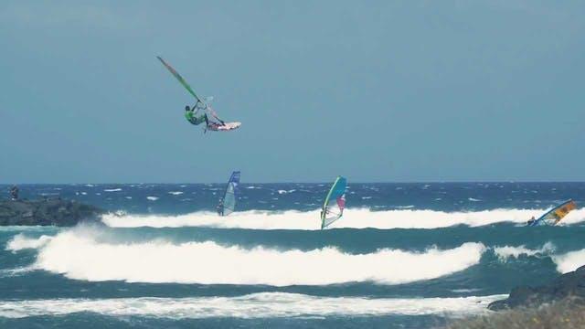 European Freestyle Pro Tour Lanzarote...