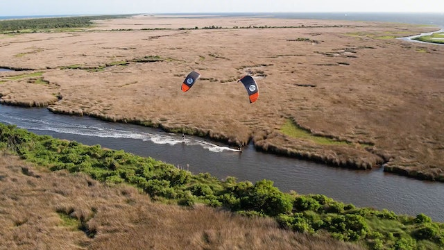 Cape Hatteras Kiting Confidential