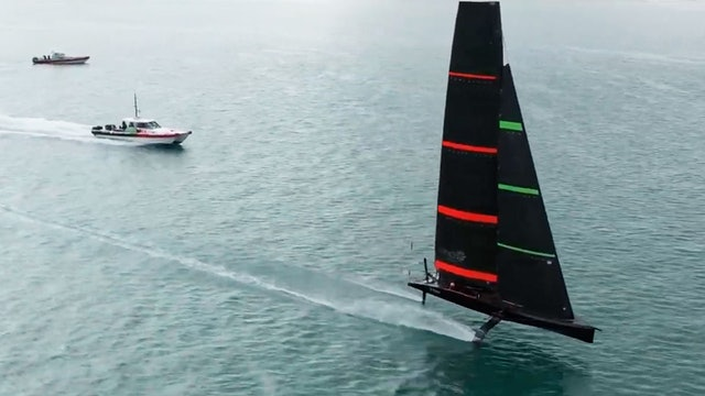 Emirates Team NZL - Safely Back To Business