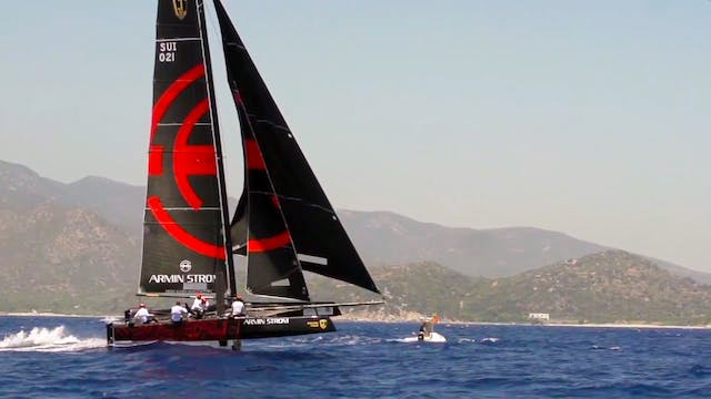 GC32 Villasimius Cup - Day 1