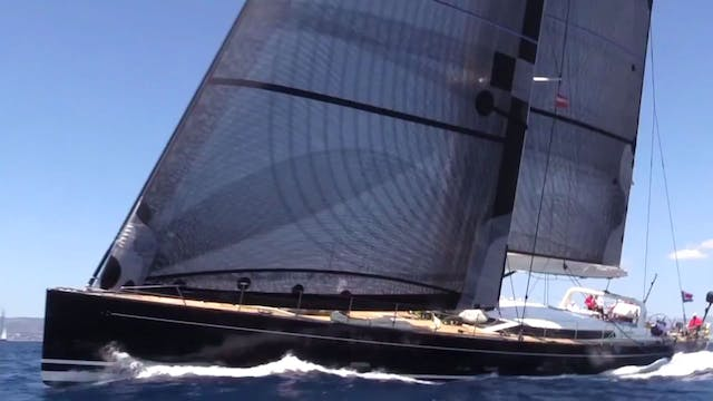 The Superyacht Cup 2015 - Day Two