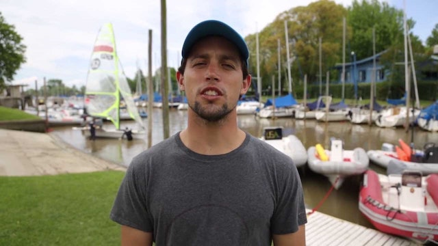 49er & 49erFX 2015 World Champs Daily Show Episode 2