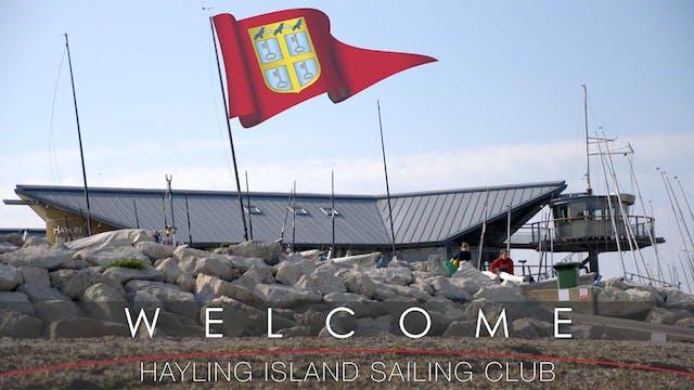 Welcome to Hayling Island Sailing Club