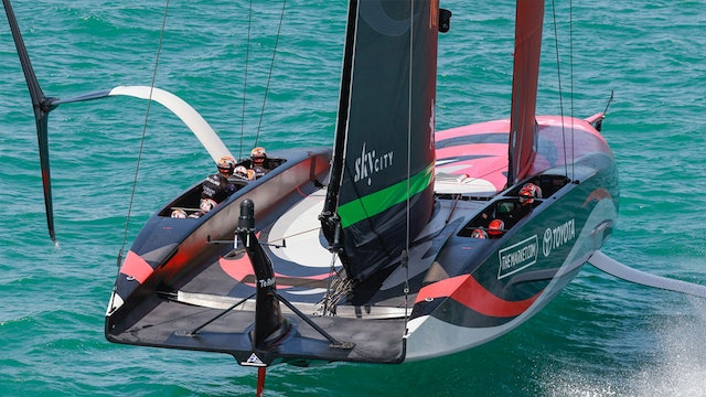 Prada America's Cup World Series & Christmas Cup - Day Three