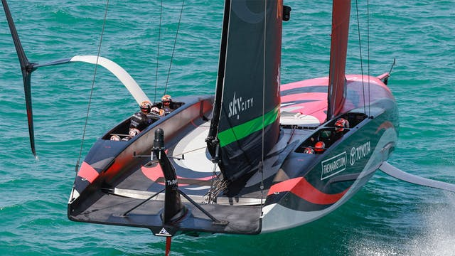Prada America's Cup World Series & Ch...