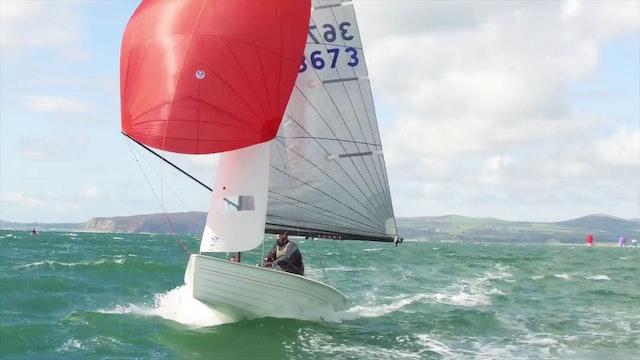 Merlin Rocket Nationals 2017 - Surfs Up - Craig & Roberts Champions