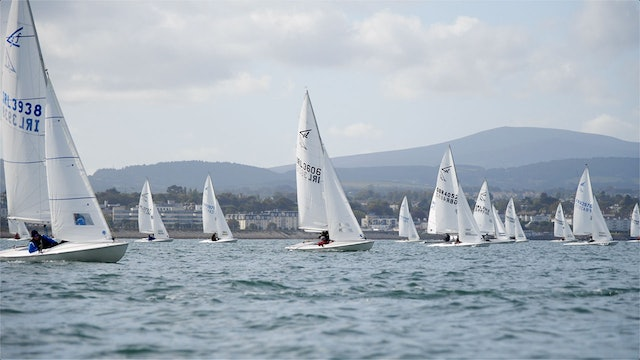TME - Flying Fifteen World Championship 2019 - Final Day