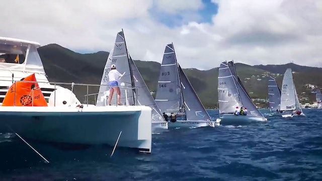 BVI Spring Regatta 2016 - Wrap Up