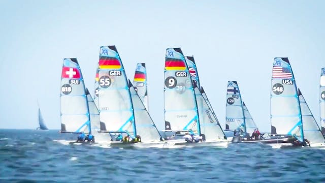 Kiel Week 2017 - Sailing Highlights -...