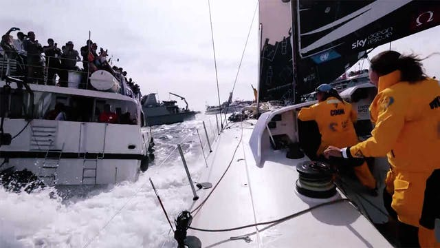 Volvo Ocean Race 2017/8 - Week 2 Wrap Up