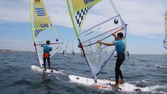 BIC Techno 293 World Championship 201...