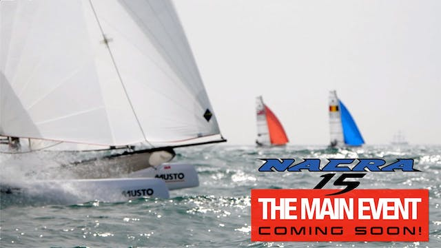 TME - Nacra 15 European Super Series ...