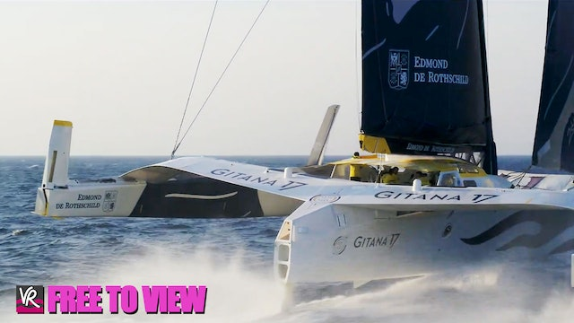 F2V - Gitana Team - The Jules Verne Trophy - The Rookies