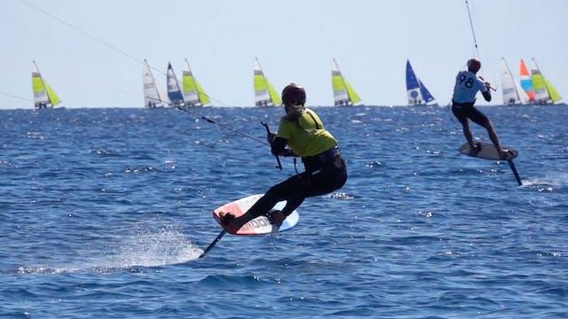 2021 Kitefoil World Series Sardinia -...