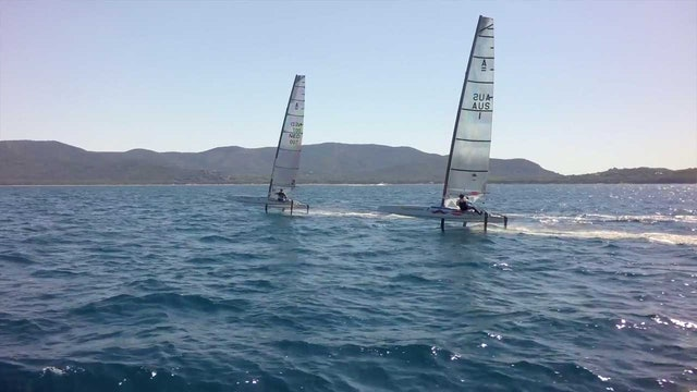 2015 A-Class World Championships - The DNA Team