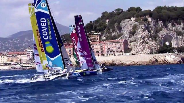 Tour de France a la Voile - Nice - St...