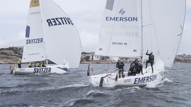 Women's Match Racing World Championship 2019 - Day Two