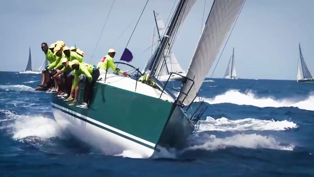 Antigua Sailing Week 2017 - English Harbour Rum - Race Day 1