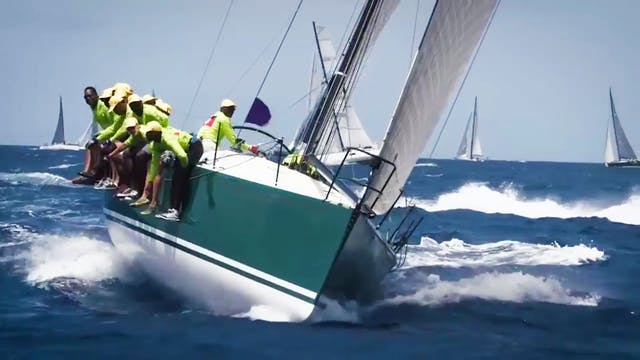 Antigua Sailing Week 2017 - English H...