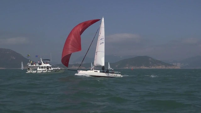 J80 December Series - Royal Hong Kong Yacht Club