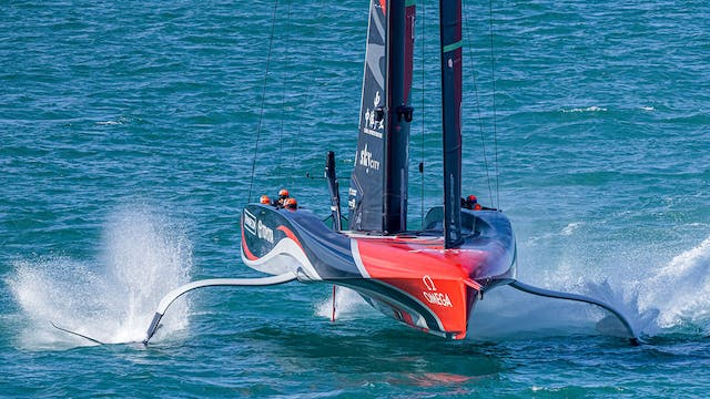 The 36th America's Cup - Day Five