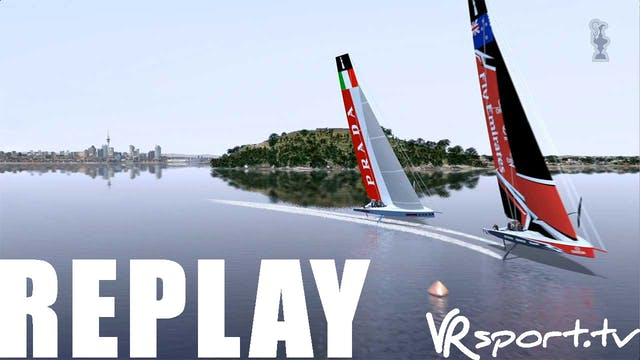AC36 - The America's Cup Overture