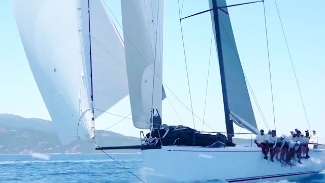Maxi 72 - Corfu Challenge 2017 - Day Four
