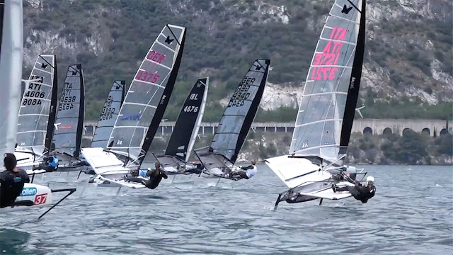 Italian International Moth National Championship 2019