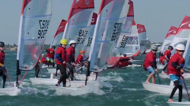 O'Pen Bic North American Un-Regatta 2017