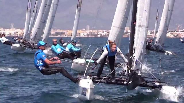 47 Trofeo Princesa Sofia IBEROSTAR 2017 - Nacra 17 The Future