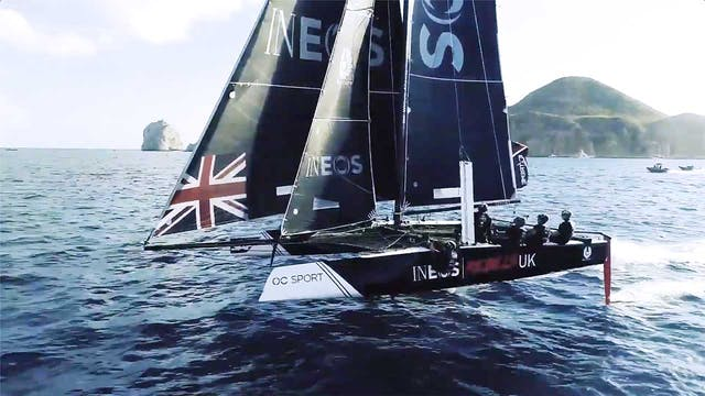 Rebels Cause - The Extreme Sailing Se...