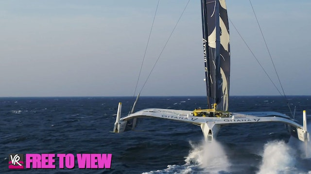 F2V - Gitana Team - The Whole Crew For the Jules Verne