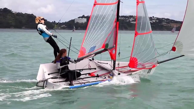 Zhik UK 29er National Championships 2016 - Day 2