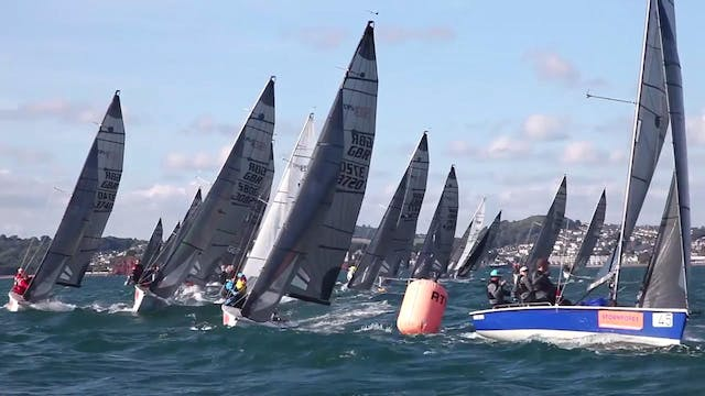 SB20 UK National Championships 2016 -...